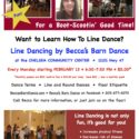 Want to learn how to line dance?