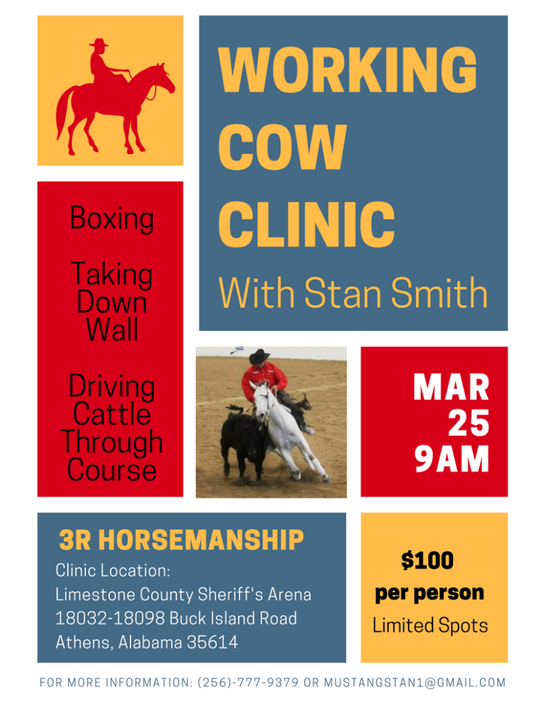 Working Cow Clinic