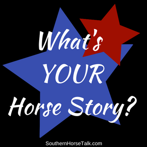 What's YOUR Horse Story